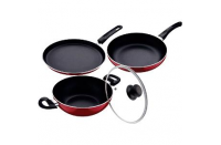 3 pcs cookware set